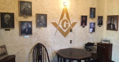 Inside Wisconsin's Manitowoc Lodge #65
