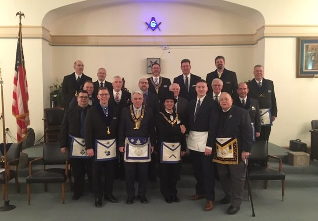 Officers of Libertyville Lodge #492