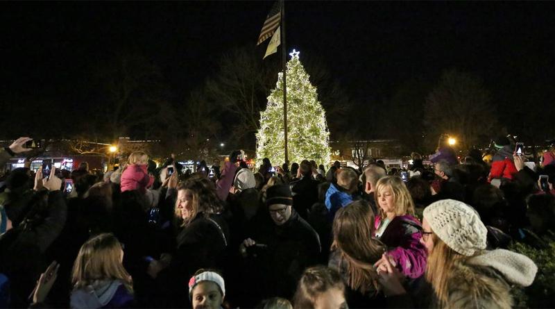 Libertyville Tree Lighting 2018