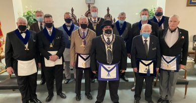2021-2022 Lodge Officers